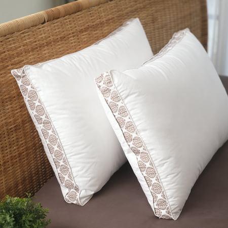 Image of Ensign Printed Gusset Pillow - King