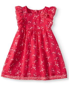 e19bb7279 Toddler Girls Dresses   Rompers - Walmart.com