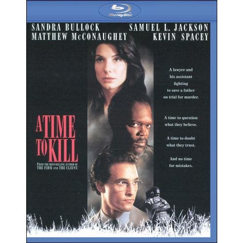 TIME TO KILL (BLU-RAY/WS-2.35)