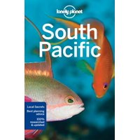 Lonely Planet South Pacific - Paperback
