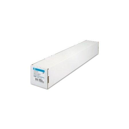 HEWLETT-PACKARD Universal Bond Paper - 24 x 150 ft - 21 lb - Matte - 110 Brightness - 1 / Roll - White / Q1396ALP / (Bond Matte)