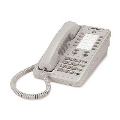 BITTEL 123S-C Hospitality Telephone Wall or Desk Cream Analog
