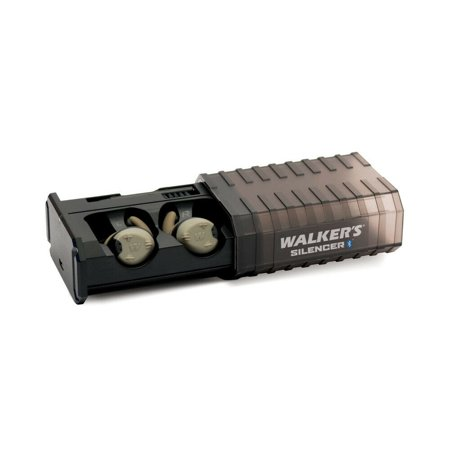 Walkers In-Ear Silencer Bluetooth Series Electronic Earbuds, 23dB - GWP-SLCR-BT