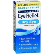 Eye Drops: Bausch + Lomb Advanced Eye Relief Dry Eye