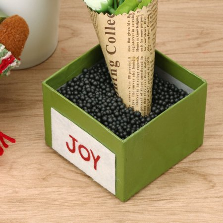 Assorted Colors Crafts Polystyrene Styrofoam Filler Foam Mini Beads Balls BK - Styrofoam Beads