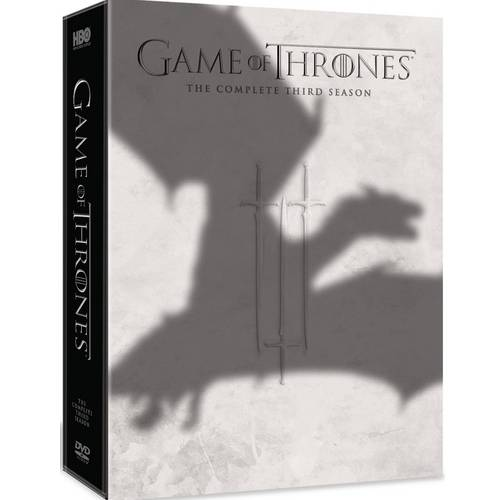 Game Of Thrones: The Complete Third Season (Walmart Exclusive) (DVD)
