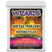 METAL POLISH TREATED COTTON