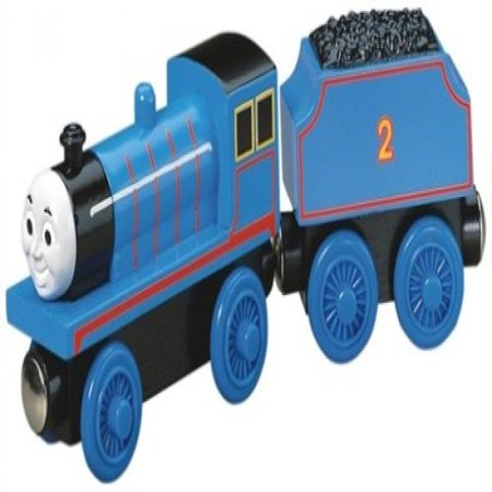 Thomas And Friends Wooden Railway Edward The Blue Engine