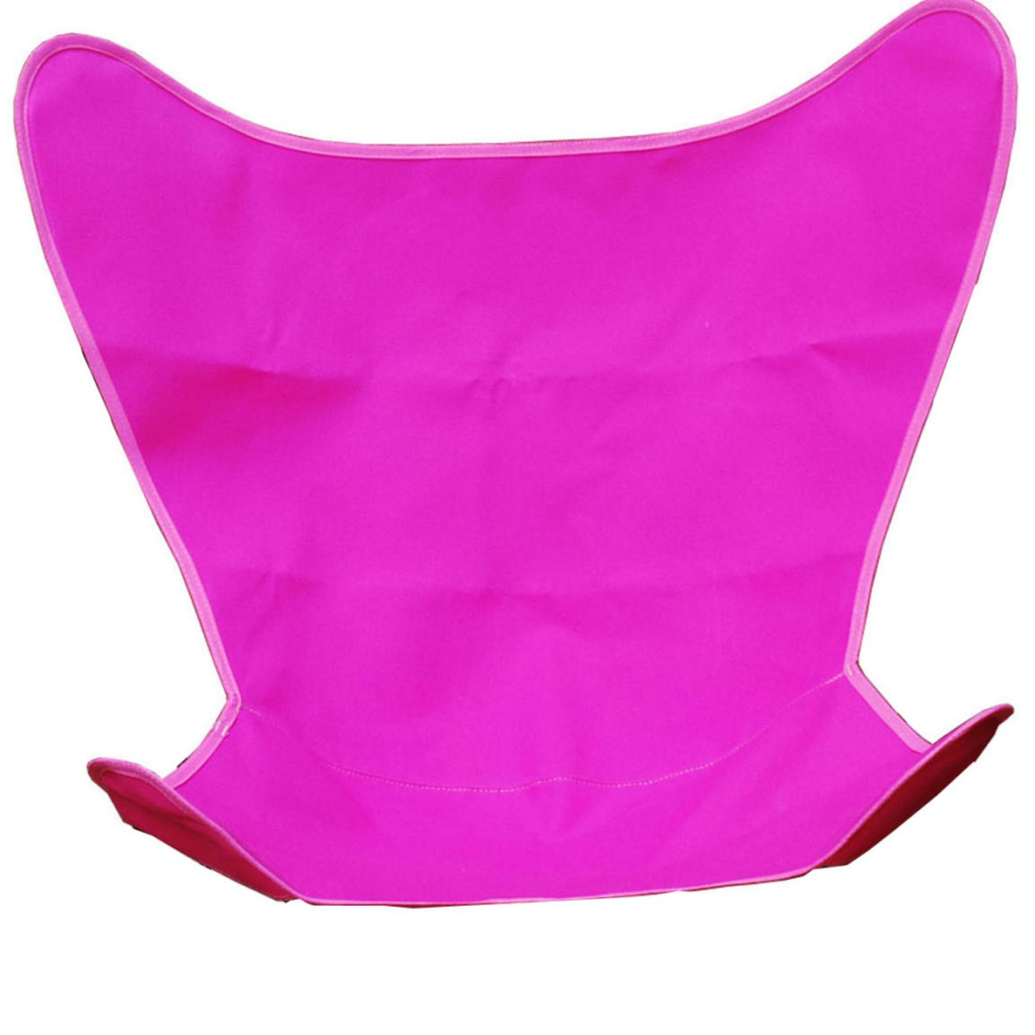 "35"" Pink Duck Cotton Replacement Cover for Retro Butterfly Outdoor Patio Chair"
