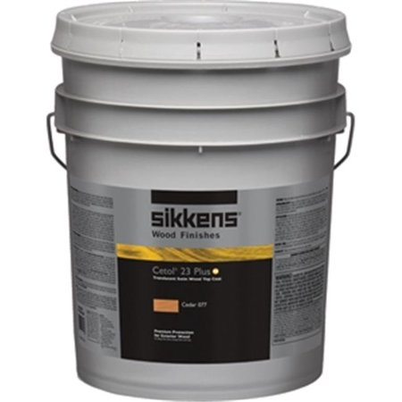 Sikkens SIK43077 5 Gallon Cetol 23 Plus Re Exterior Wood Finish Translucent