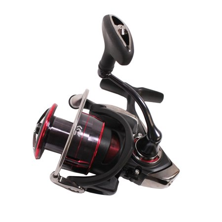 Daiwa Fuego LT Spinning Reel 3000DC, 5.3:1 Gear Ratio, 31.60