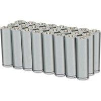 SKILCRAFT AA Alkaline Batteries - AA - Alkaline - 1.5 V DC - 24 / Pack