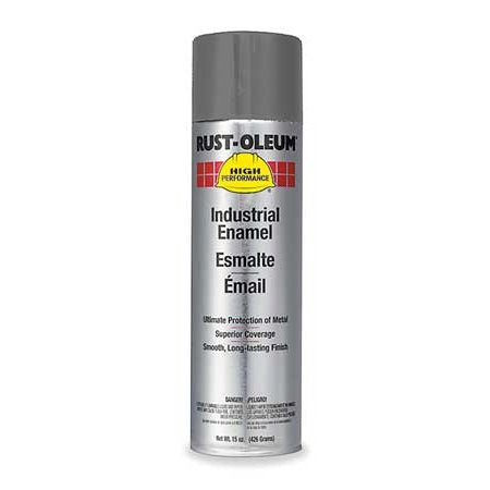 Rust-Oleum V2188838 Smoke Gray Rust Preventative Spray Paint, 15 oz.