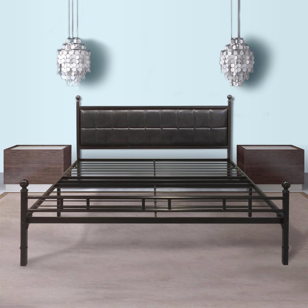 Best Price Mattress Model H-Plus Easy Set-up Bed Frame, Multiple Sizes