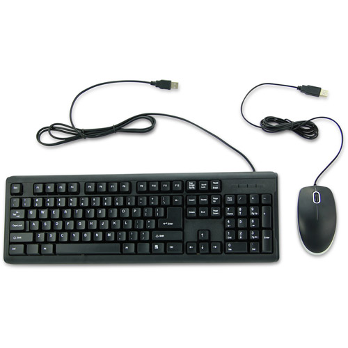 iMicro Keyboard and Mouse Combo
