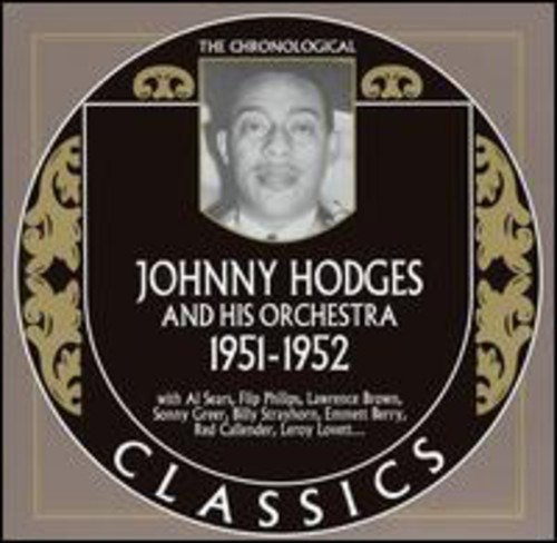 Johnny Hodges & His Orchestra 1951 [CD] by