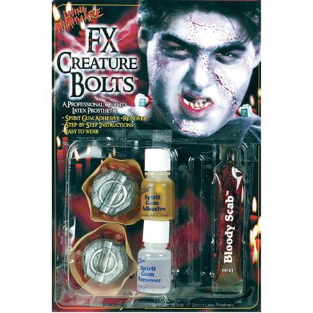 Halloween Monster Sounds (Latex Monster Neckbolts Halloween)