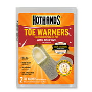 HotHands Toe Warmers, 1-pair
