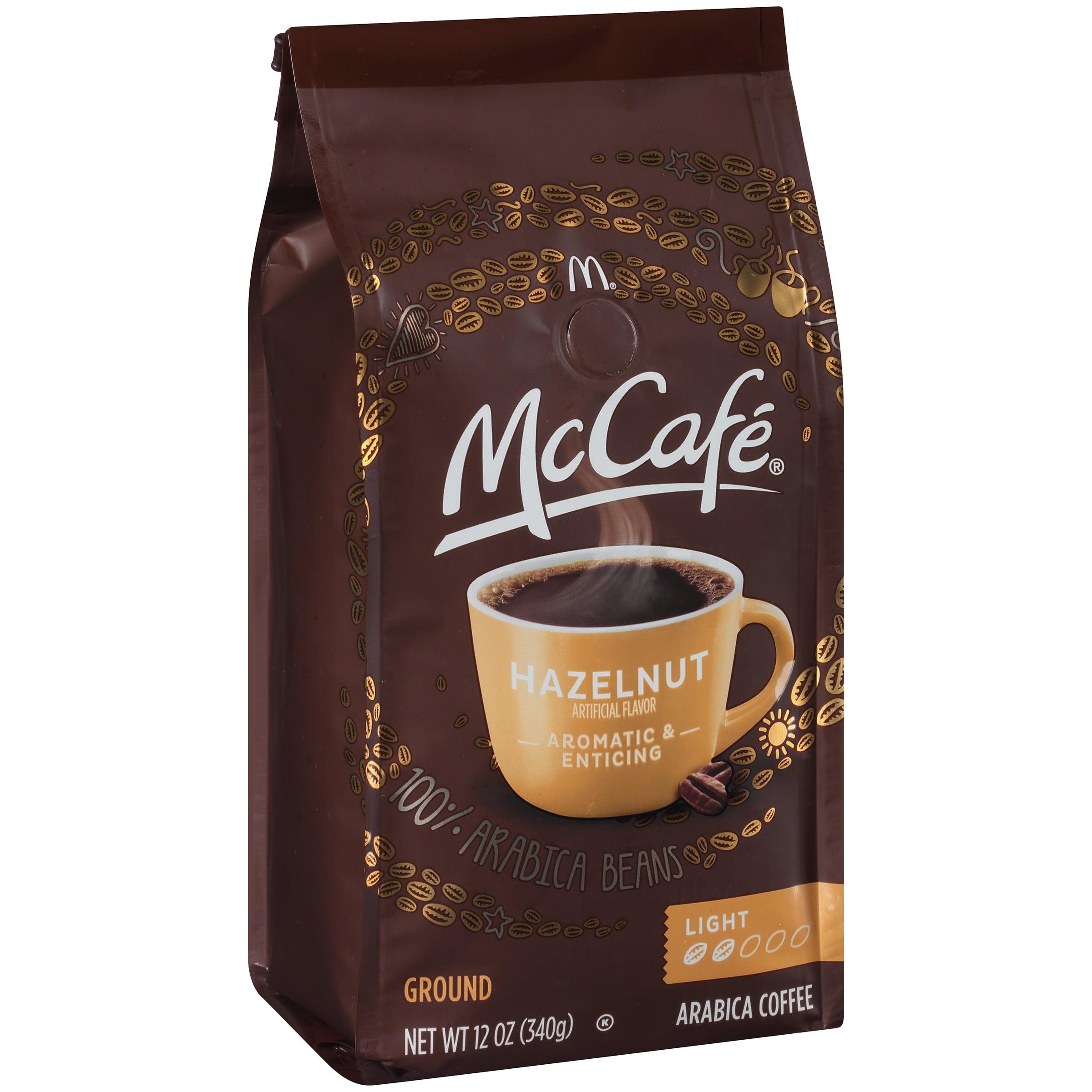 McCafe® Hazelnut Ground Coffee 12 oz. Bag