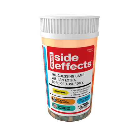 Games Adults Play (May Cause) Side Effects