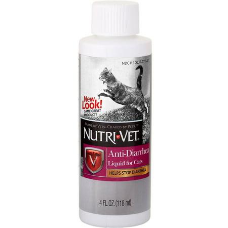 Cat Anti Diarrhea Made in USA Helps Stop Diarrhea 4 oz from