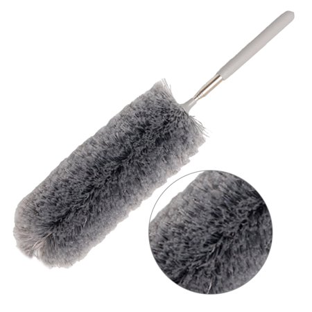 Homeholiday Adjustable Stretch Duster Dust Cleaner Microfiber Furniture Dust Brush Household Cleaning Tool - image 6 de 8