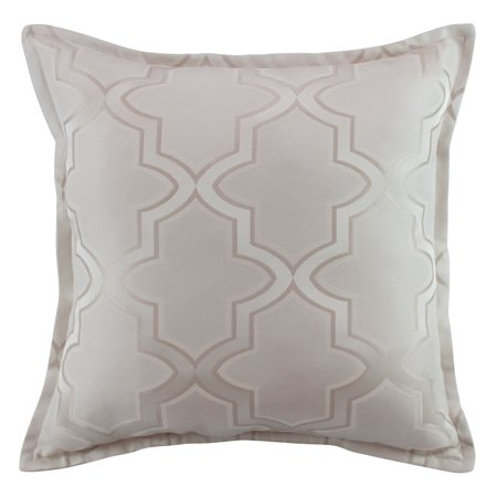 Austin Horn En Vogue PCHF Glamour Pearl 20-inch Pillow ()