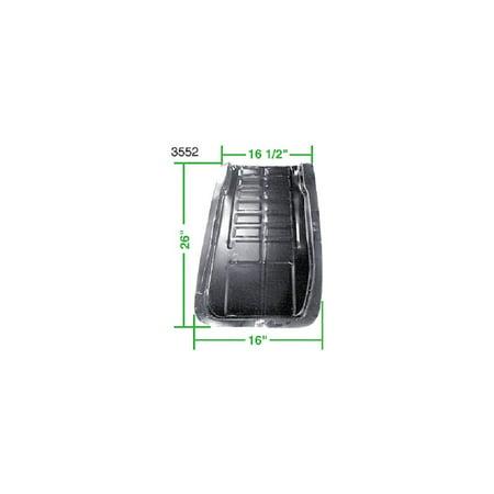 EMPI 00-3552-0 Floor Pan Repair Panel For 1954-1979 Volkswagen Beetle - Rear, Driver Side