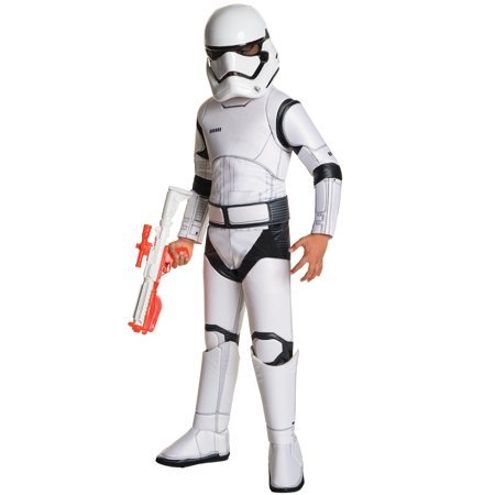 Super Deluxe Stormtrooper Child Costume for $<!---->