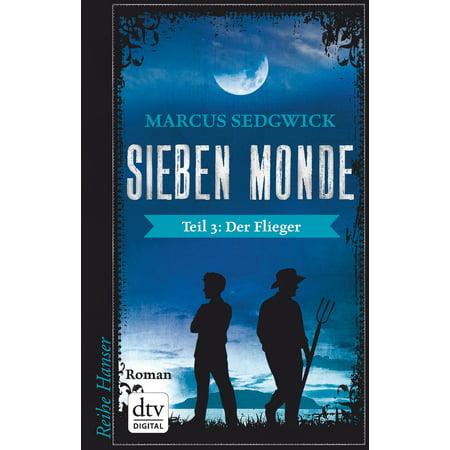 Sieben Monde. Der Flieger - eBook (Gold Umrandeten Flieger)