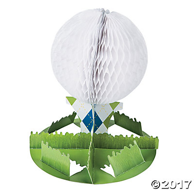 Hole-in-One Centerpiece
