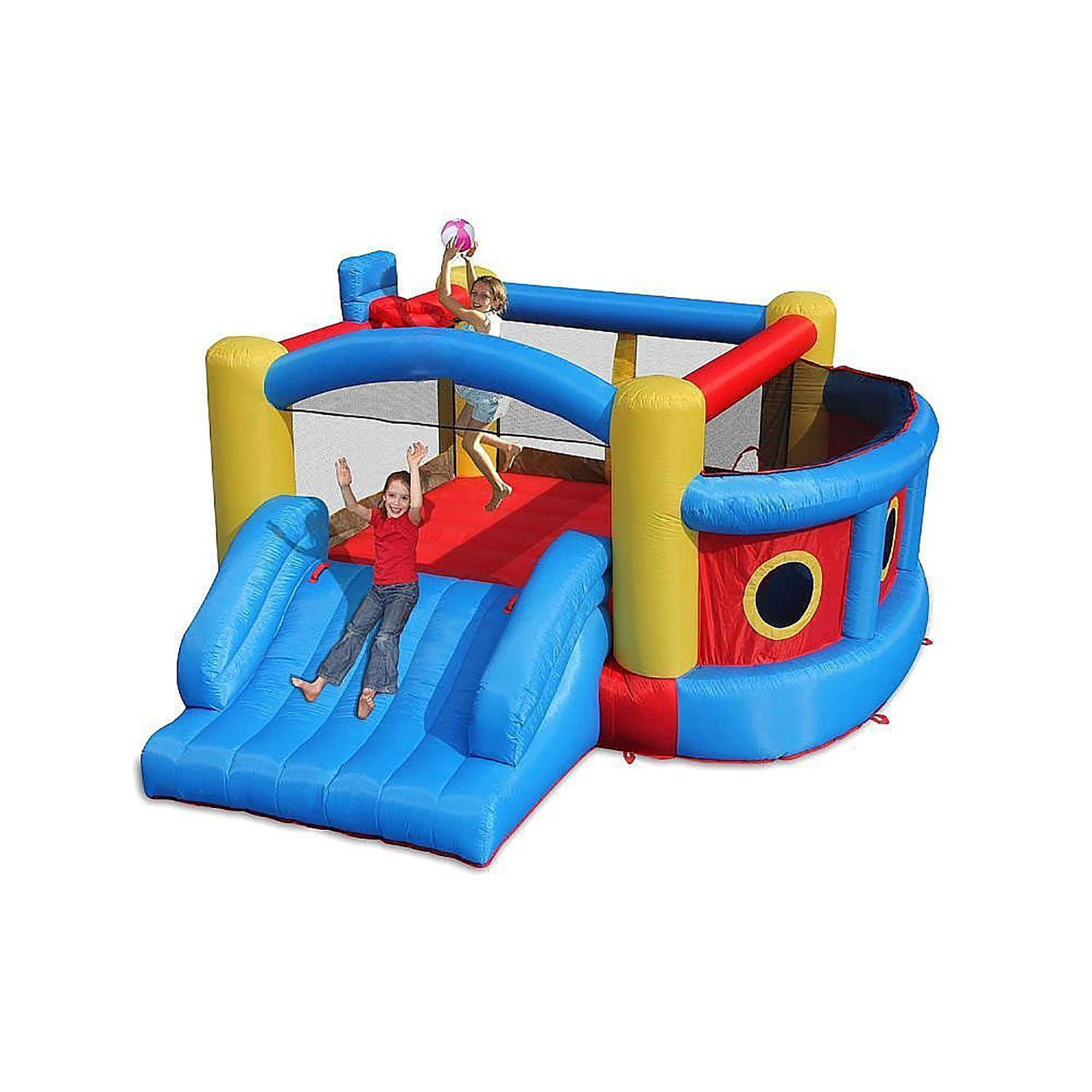 Magic Time Bounce 'N' Play Super Fort Sport Bouncer by Magic Time