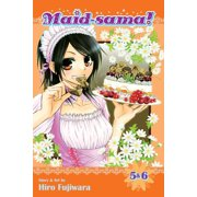 Maid-sama! (2-in-1 Edition), Vol. 3 : Includes Vol. 5 & 6