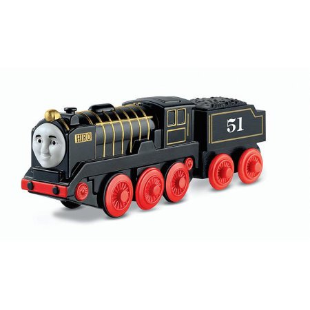 Thomas & Friends Wooden Railway Battery-Operated Hiro