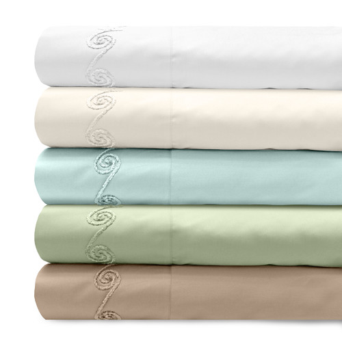 Veratex, Inc. Supreme Sateen 300 Thread Count Cotton Pillowcase (Set of 2)
