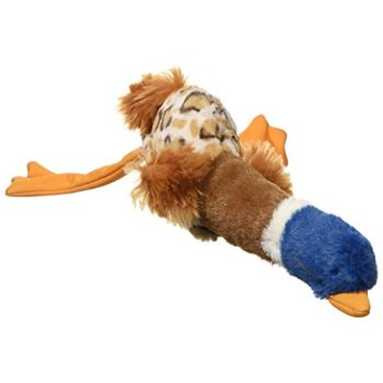 ethical 5733 skinneeez plus - duck stuffing-less dog toy, - Dog Toy Duck