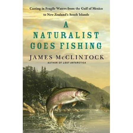 A Naturalist Goes Fishing - eBook