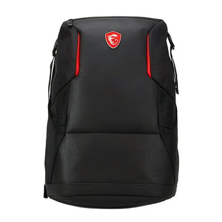 MSI Urban Raider Gaming Backpack Black - Fits up to 17