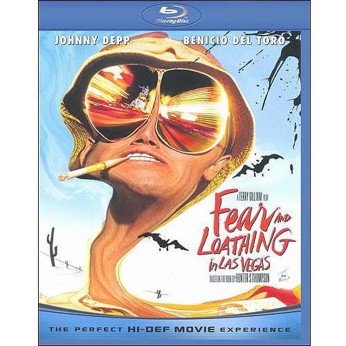Fear And Loathing In Las Vegas (Blu-ray) (Widescreen)