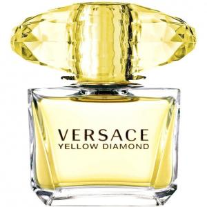 Versace Yellow Diamond Eau De Toilette Perfume For Women 1 Oz