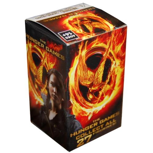 The Hunger Games Gravity Feed Booster Blind Box Figure