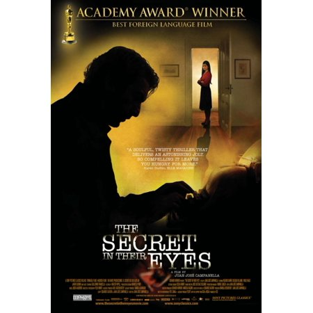 The Secret In Their Eyes Movie Poster  27 X 40