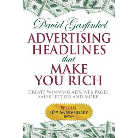 Advertising Headlines That Make You Rich : Create Winning Ads, Web Pages, Sales Letters and More - Halloween Sales Ads