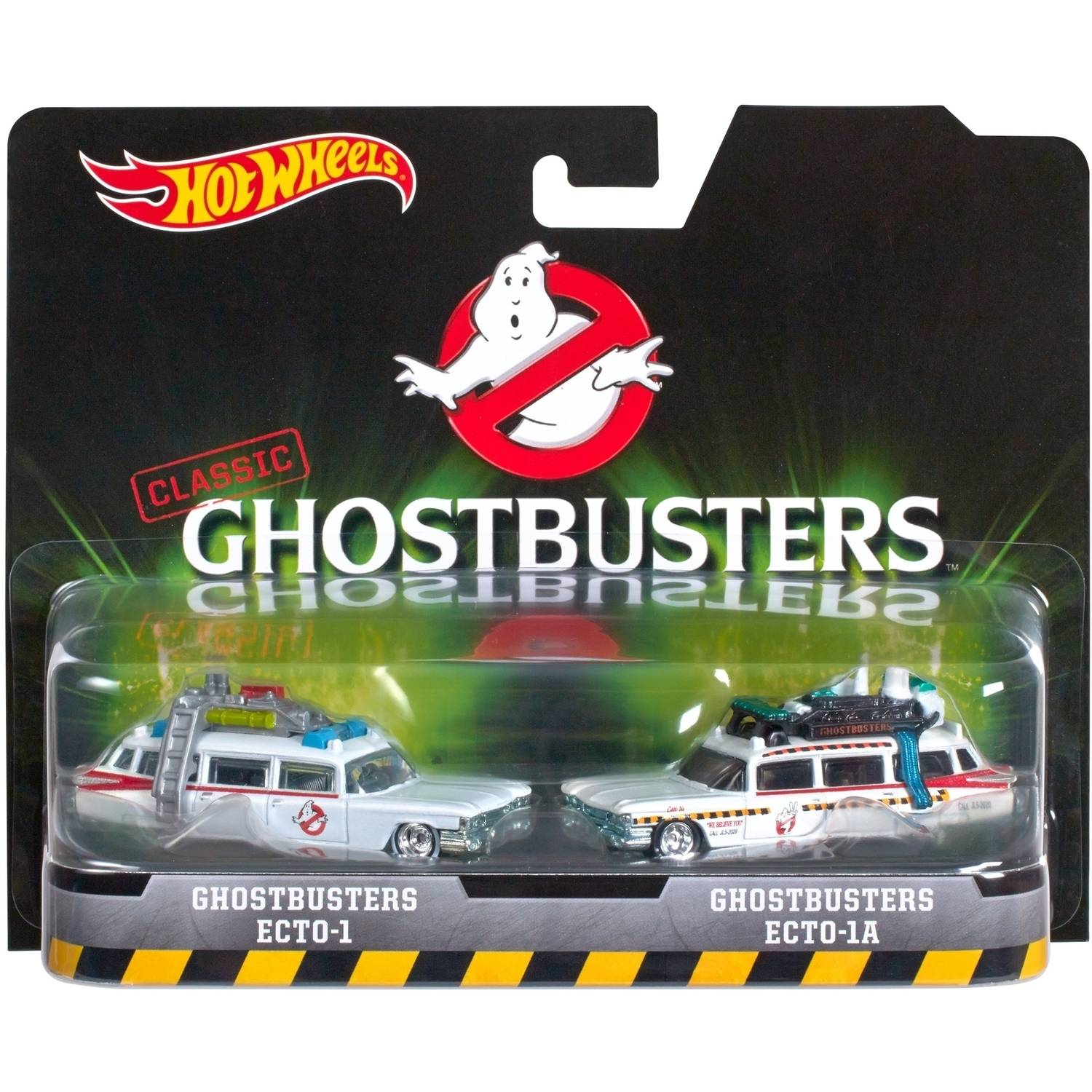 Ghostbusters Hot Wheels Vehicle, 2pk