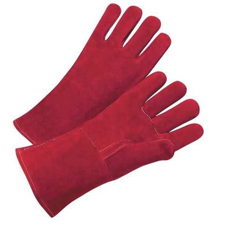 WEST CHESTER GLOVE Welding Gloves,Gunn,L 9400LHO