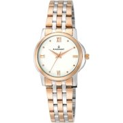 WATCH RADIANT STEEL PLATEADO/GRIS TWO TONE GOLD PINK WOMAN RA453204