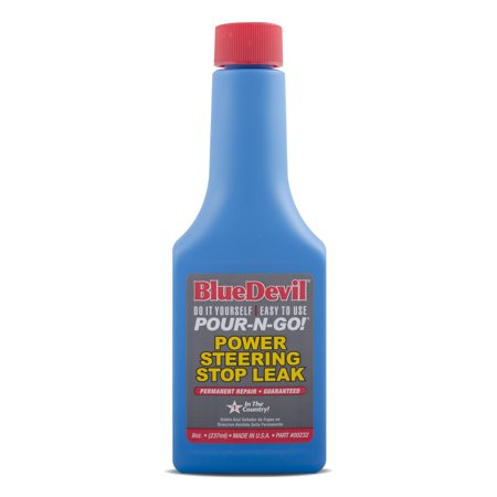 BlueDevil Power Steering Stop Leak - 8 Ounce