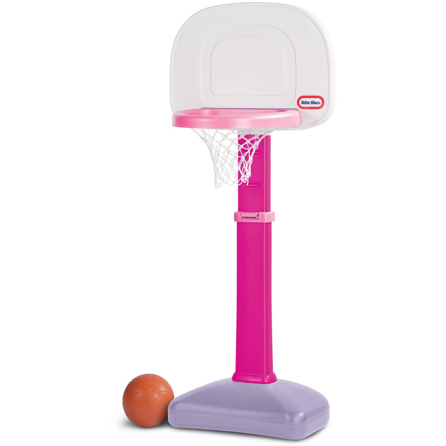 Little Tikes TotSports Easy Score Basketball Set, Pink - Walmart.com