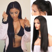Best Full Lace Wig Glues - Natural Brazilian Virgin Full Lace Human Hair Wigs Review
