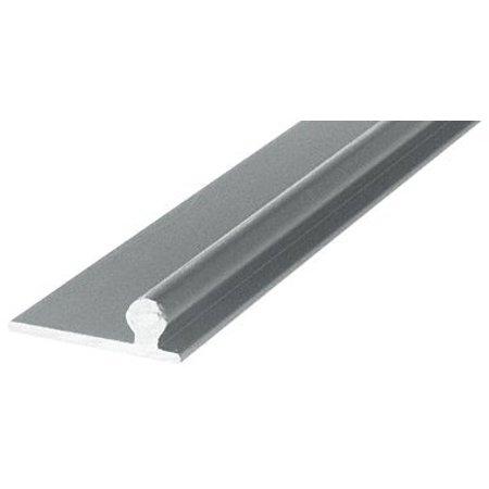 Crl Aluminum 96 Sliding Glass Door Replacement Rail By Universal